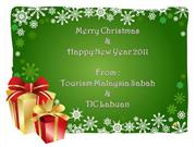 TM-Sabah Christmas Greetings