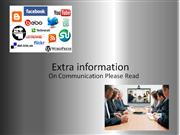 Online Services Communication