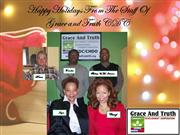 Happy Holidays From The Staff Of Grace and