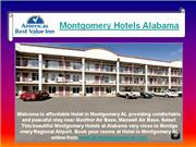 the americas best value inn of montgomery, al