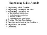 Negotiation Skills 2
