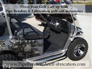 Golf Cart Accessories By Pipe Bender