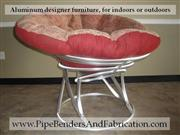 Aluminum Designer Furniture