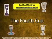 Bible Study - Mark 14:22-25 The Fourth Cup
