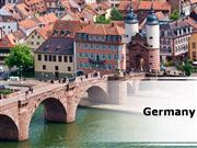 Germany Country PowerPoint Presentation Content
