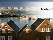 Iceland Country PowerPoint Presentation Content