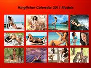 Kingfisher Calendar 2011 Models