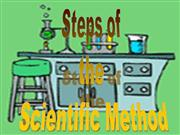 Scientific Method (With Timings)