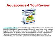 aquaponics 4 you review - the shocking truth