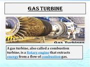 gas turbine & blade shop ppt