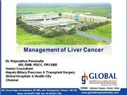 advances in management of liver cancer
