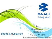 comparision of reliance and bajaj capital