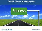 score marketing presentation