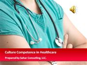 culture competence for health care professionals