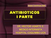 ANTIBIOTICOS I- 2009