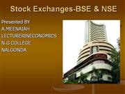 Stock Exchange bse