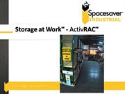 activrac storage at work powerpoint