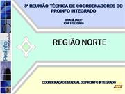Região Norte - ProInfo Integrado - 2010