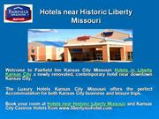 hotels in liberty kansas city, hotels near historic liberty missouri