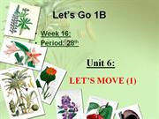lets go1b unit 6 lets move