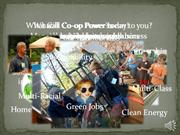 coop power powerpoint promo
