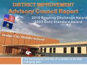 District Improvement Advisory Council