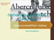 Abercrombie & Fitch Mens Tank Tops