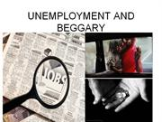 UNEMPLOYMENT AND BEGGARY.ppt new