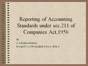 Reporting of Accounting Standards under sec[1].211final 30.5