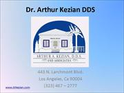 About The Hollywood Dentist – Dr Arthur Kezian