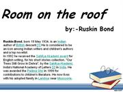 english ppt-room on the roof