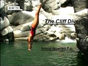 The cliff diver - Hnatko Ivona 7c.(2010)