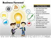 Business Icons PPT Design