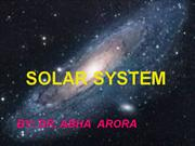 SOLAR SYSTEM