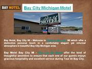 bay city michigan motel