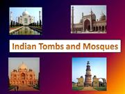 Tombs and Mosques