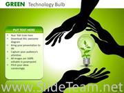 Save The Environment Use Green Energy