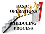 Scheduling Process