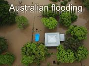 Australian Flooding