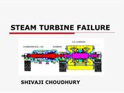 steam turbine failure