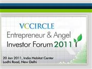 VCCircle Entrepreneur & Angel Investor Forum