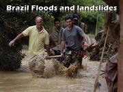 Brazil Floods and Landslides - 2011