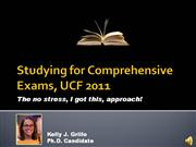 Comps Study Guide_with audio