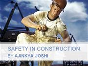 Safety In Construction