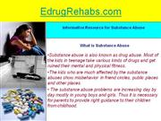 how to find online information about substance abuse recovery
