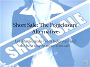short sale video (done) THE ONE!