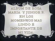 YINA y JUNIOR ALBUM