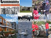 sustainability academy proposal