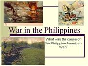 10-War in the Philippines