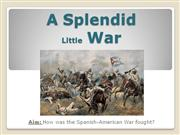7-Spanish American War Fighting